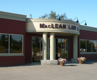 MacLean Personal Injury Law - Fort St. John Office