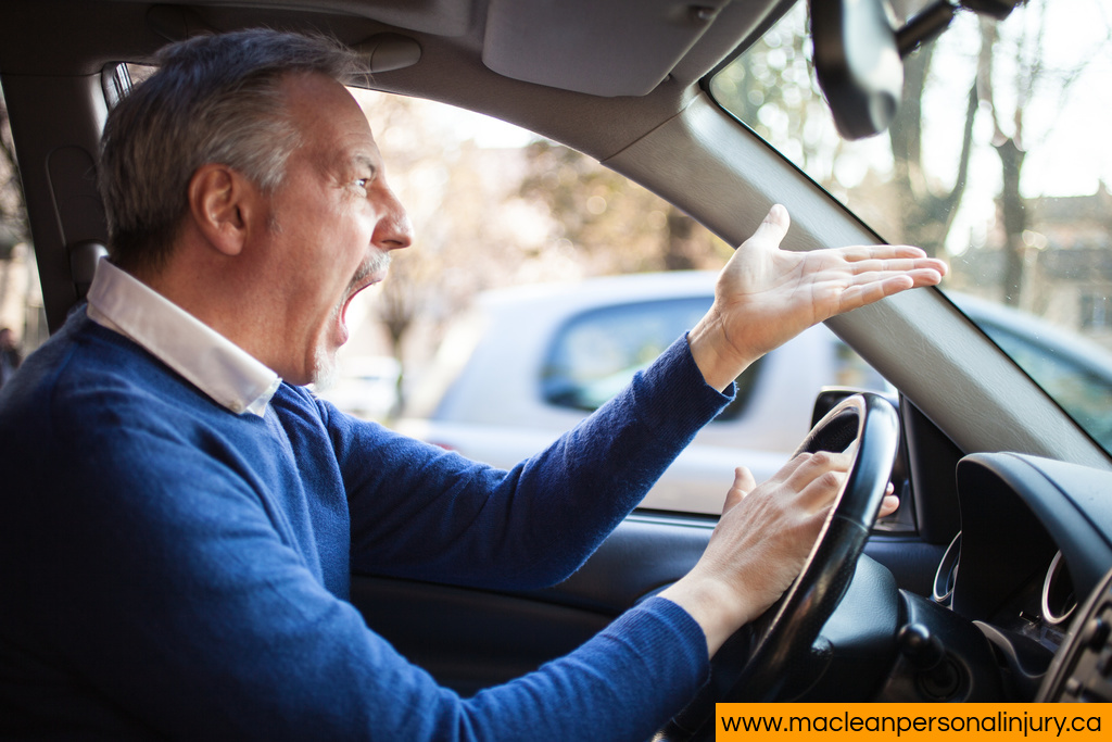 Surrey Road Rage Accident Lawyers